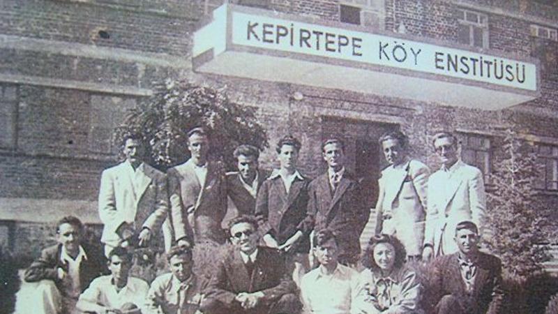 kepirtepe köy enstitüsü