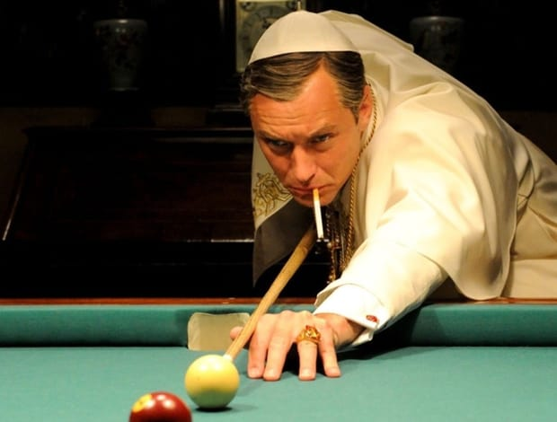 jude law - young pope